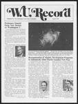 Washington University Record, April 6, 1978