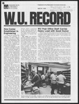Washington University Record, April 27, 1978