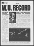 Washington University Record, May 4, 1978