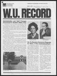Washington University Record, May 11, 1978