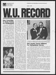 Washington University Record, June 1, 1978
