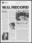 Washington University Record, September 7, 1978