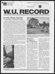 Washington University Record, September 21, 1978