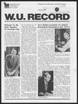 Washington University Record, October 5, 1978