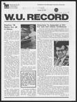 Washington University Record, October 12, 1978