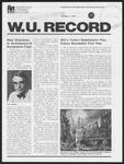 Washington University Record, November 2, 1978