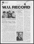 Washington University Record, November 9, 1978