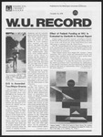 Washington University Record, November 16, 1978
