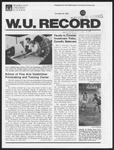 Washington University Record, November 30, 1978