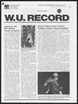 Washington University Record, December 7, 1978