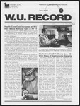 Washington University Record, January 18, 1979