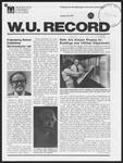 Washington University Record, January 25, 1979