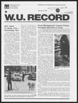 Washington University Record, February 15, 1979