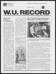 Washington University Record, March 15, 1979