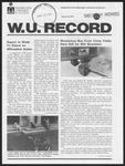 Washington University Record, March 22, 1979