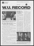 Washington University Record, March 29, 1979