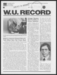 Washington University Record, April 5, 1979
