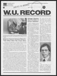 Washington University Record, April 5, 1979