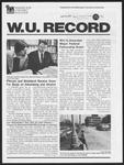 Washington University Record, April 19, 1979
