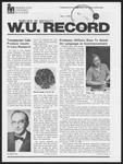 Washington University Record, May 3, 1979