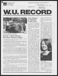 Washington University Record, August 30, 1979