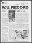 Washington University Record, September 6, 1979