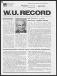 Washington University Record, September 13, 1979