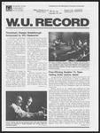 Washington University Record, September 26, 1979