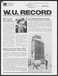 Washington University Record, September 27, 1979
