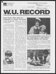Washington University Record, October 11, 1979