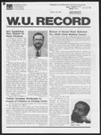Washington University Record, October 18, 1979