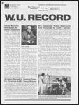 Washington University Record, October 25, 1979