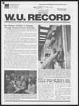 Washington University Record, November 15, 1979
