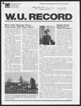 Washington University Record, November 29, 1979