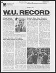 Washington University Record, December 6, 1979