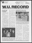 Washington University Record, January 17, 1980