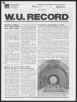 Washington University Record, January 31, 1980