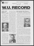 Washington University Record, February 14, 1980
