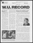 Washington University Record, February 21, 1980