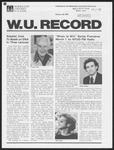 Washington University Record, February 28, 1980