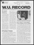Washington University Record, March 6, 1980