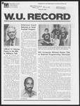 Washington University Record, March 20, 1980