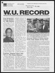 Washington University Record, March 27, 1980