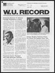 Washington University Record, April 3, 1980