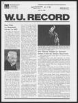 Washington University Record, April 24, 1980