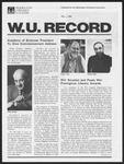 Washington University Record, May 1, 1980