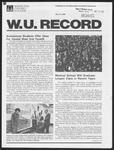 Washington University Record, May 15, 1980