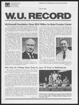 Washington University Record, May 29, 1980