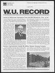 Washington University Record, August 28, 1980