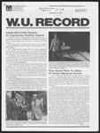 Washington University Record, September 11, 1980